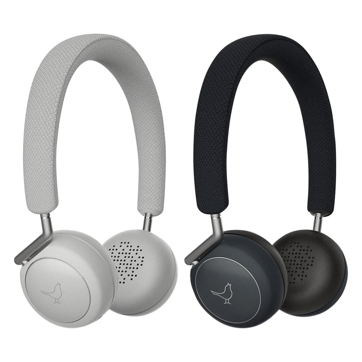 Libratone Q Adapt 4-Stage Noise Cancelling On-Ear Bluetooth Headphones - $59 Shipped