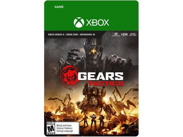 Xbox One/Series X|S/Win 10 Digital Downloads: Gears Tactics AC $22.49, Forza Horizon 4 AC $22.49, Halo: The Master Chief Collection AC $14.99 & More