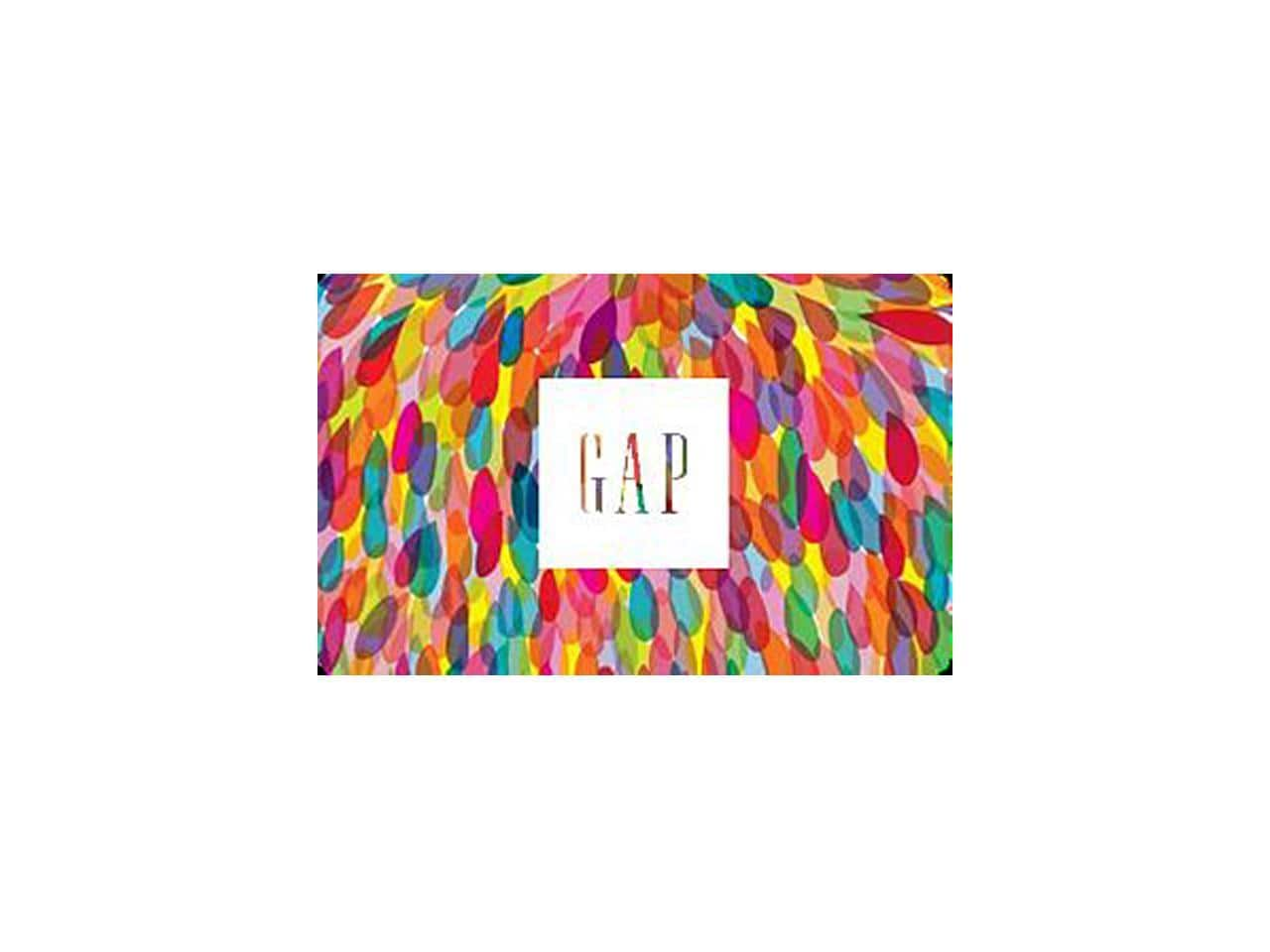 GAP $50 Gift Card (Email Delivery) for $40