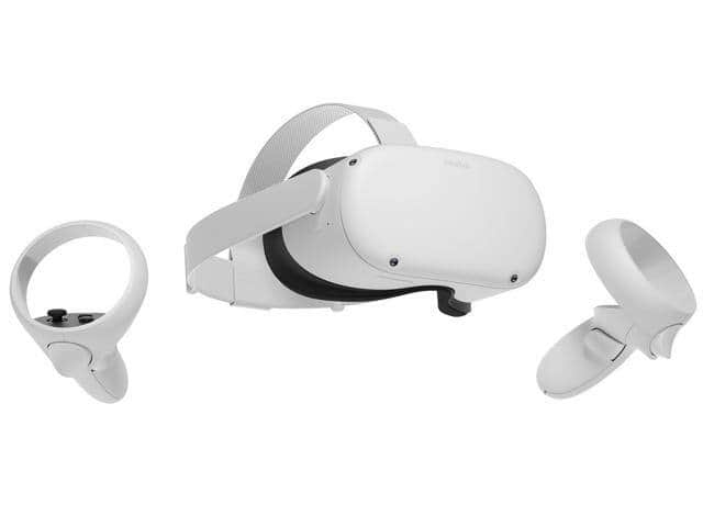 Oculus Quest 2 256GB Advanced All-In-One Virtual Reality Headset  - $399 + $20 Gift Card & More + FS