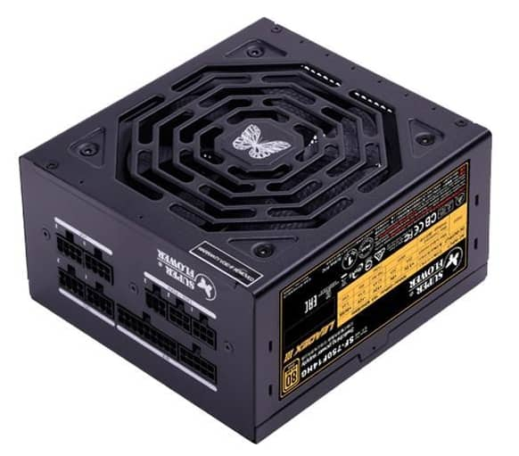 Super Flower Leadex III 750W 80+ Gold Full Modular Power Supply | $114.99 & More + Free Shipping