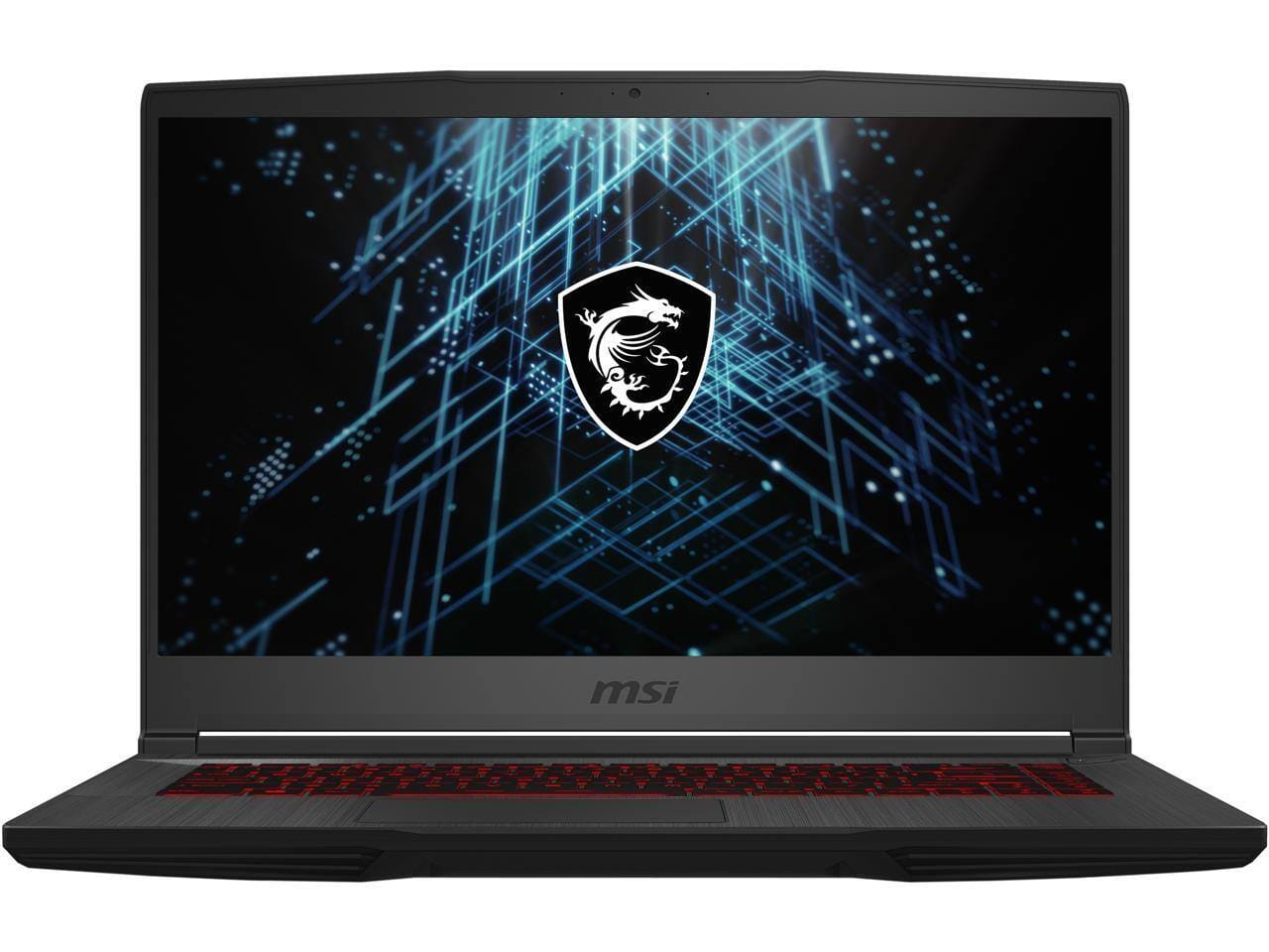 "MSI GF65 Thin 10UE-092 [15.6"" 144Hz IPS i7-10750H NVIDIA GeForce RTX 3060 6GB 8GB Memory 512GB NVMe SSD] Laptop