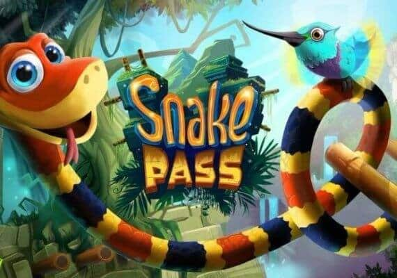 Snake Pass (Steam Digital Delivery) $0.23
