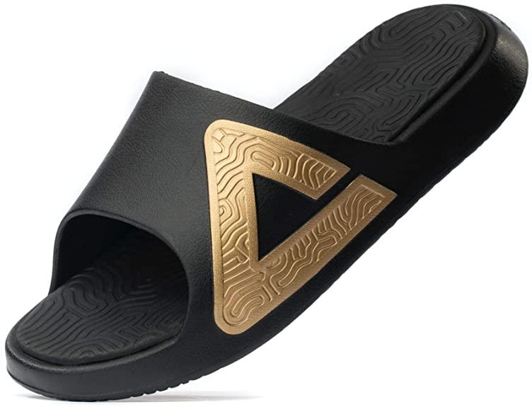 PEAK Taichi Slide Sandals (Men/Women) Comfortable & Lightweight $31.99 AC + FSSS