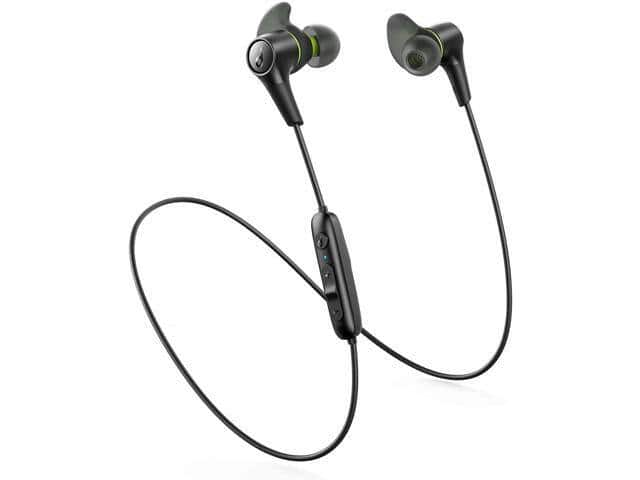 Anker Soundcore Spirit 2 Bluetooth Sports Headphones -$17 AC + FS