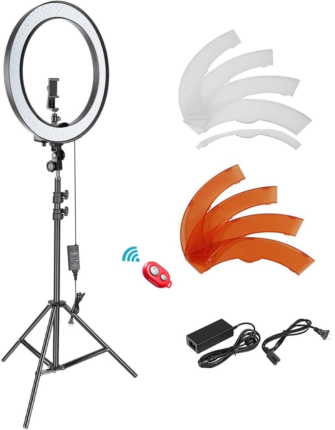Neewer 18-inch SMD LED Ring Light Kit - $54.99 + Free Shipping