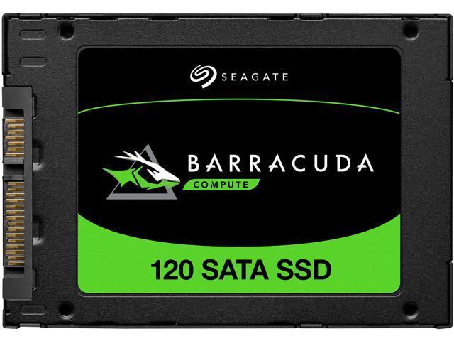 Seagate Barracuda 120 SSD 1TB SATA 6GB/s for $99.99 AC + FS