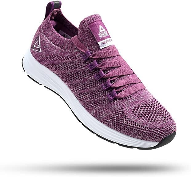 PEAK Mens/Womens Lightweight Walking Shoes Comfortable Slip On Sports Sneakers Starting from:$39.99 + FSSS