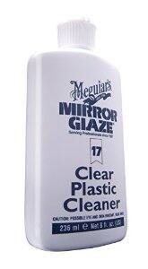 Meguiar's M17 Mirror Glaze Clear Plastic Cleaner - 8 oz. $.88 *Add-On Only*