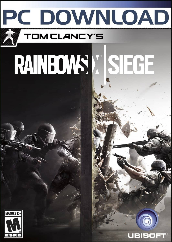 Rainbow Six Siege PC - Full Game $15
