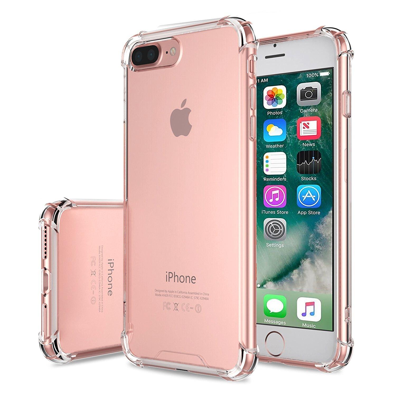 iPhone 7 Plus clear case 99 cents (PRIME eligible)