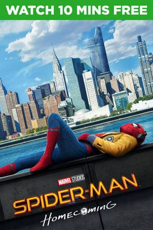 Spiderman: Homecoming (4K UHD) Fandango Now - Rent $2.39/Buy $7.99