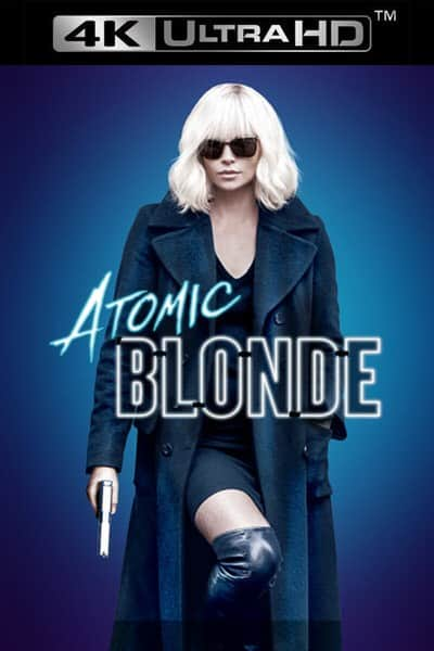 Atomic Blonde (Digital 4k UHD iTunes) - $4.75