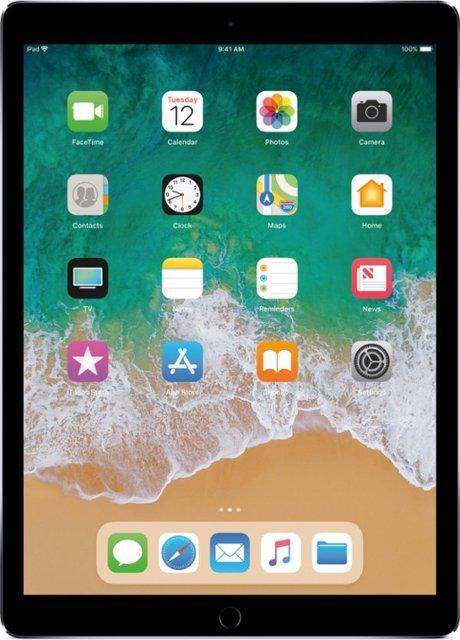 iPad Pro 12.9 (2nd Gen) WiFi 512GB - Open Box Excellent - $649