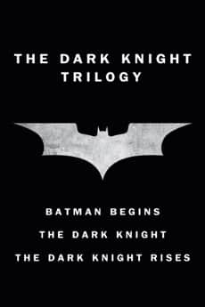 The Dark Knight Trilogy - 4K HDR - iTunes ($14.99)