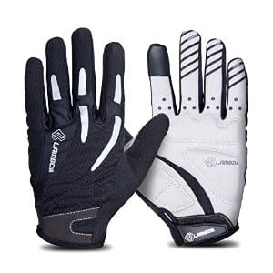 Touch-screen Multifunction Gel Padded Super Breathable Cycling Gloves for $10.99 @Amazon