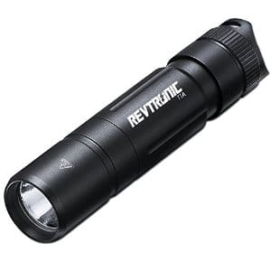 30% OFF Revtronic Bright Mini Cree LED Flashlight $8.96 AC