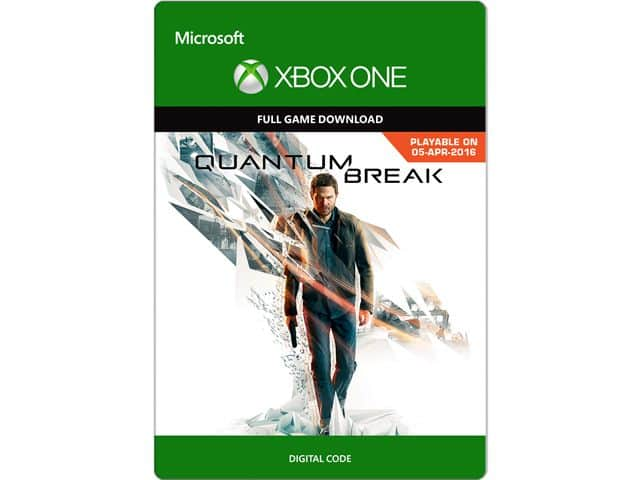 Xbox One Digital Code Game Sale (Quantum Break $36.99, Halo 5 $27.99, Halo MC Collection $17.99, Rise of the Tomb Raider $27.99)