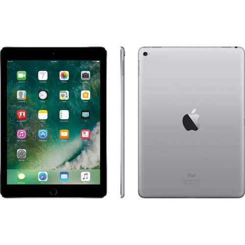 "Apple iPad 32GB 9.7"" WiFi Tablet MP2F2LL/A for $199 @ AAFES"