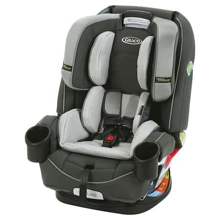 graco 4ever convertible car seat w safety surround. Black Bedroom Furniture Sets. Home Design Ideas
