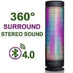 portable wireless BLUETOOTH 4.0 SPEAKER hi-fi 10W (by InaRock) $52.93 AC + Free Shipping @ Amazon