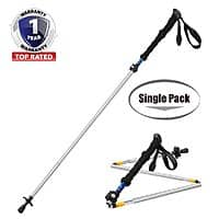 Amazon Deal: TREKKING POLES 30% off coupon (by himal) silver/blue black/red $18.19 AC + free shipping (prime or fsss) @ amazon