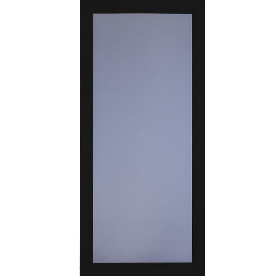 Ymmv 6975 Larson Signature Premium Black Full View Aluminum Storm