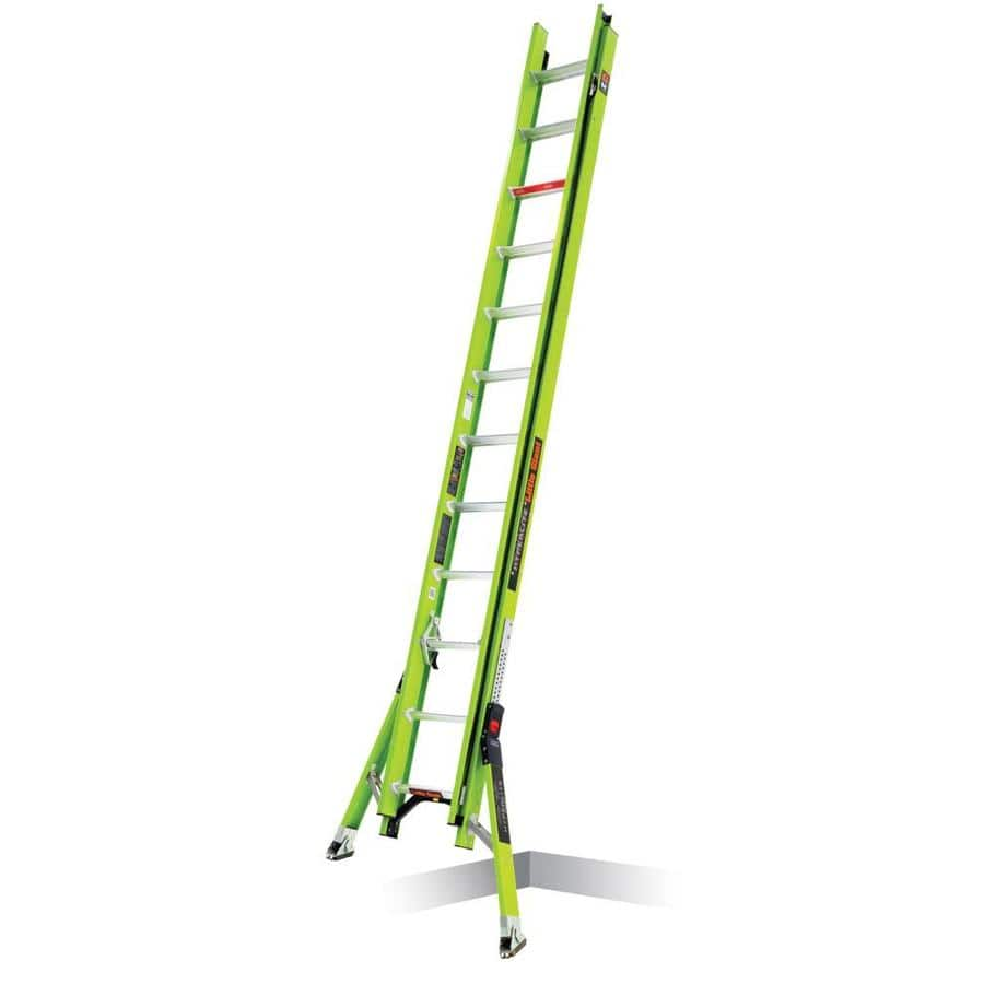 Little Giant HyperLite SumoStance 24 ft Type IA Fiberglass Extension Ladder $329.99 add to cart Delivery available for 79.99