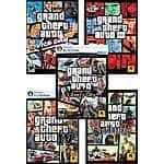 Grand Theft Auto Complete Pack $14.99
