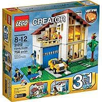 Walmart Deal: Lego Family House 31012 at Walmart for $43.39. Store Pickup