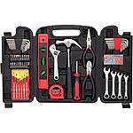 Work Pro 143-Piece Homeowner Tool Set $12 w/Free pickup @ Walmart