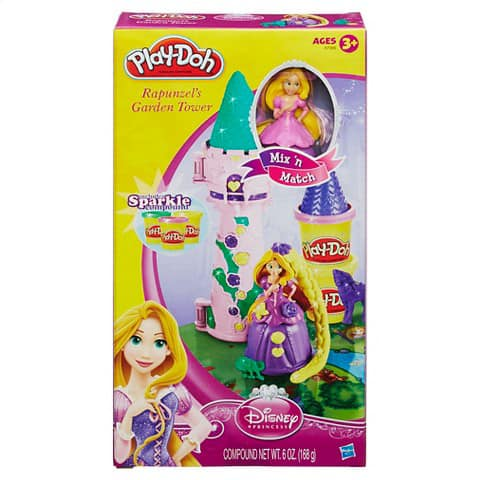 Play-Doh Mix 'n Match Disney Rapunzel Playset $5 + free shipping@ Target (Dead) *Add-On Deal @ Amazon*