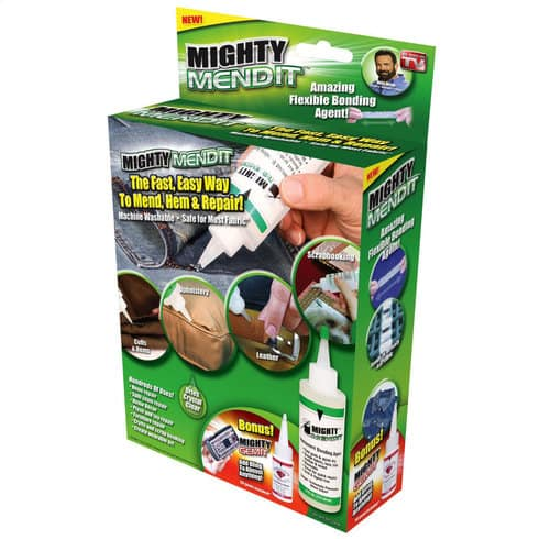 Mighty Mendit Flexible Fabric Glue $6 w/free shipping@tanga