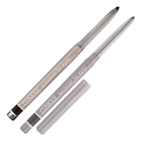 2-Pack: Clinique Quickliner for Eyes For $13.99 with Free shipping
