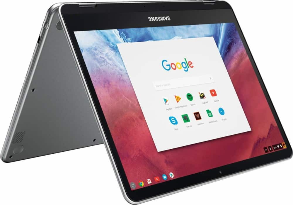 Samsung Chromebook Plus $338+Tax with Student Coupon (Touch Screen, 4GB memory, 32GB Flash Memory)