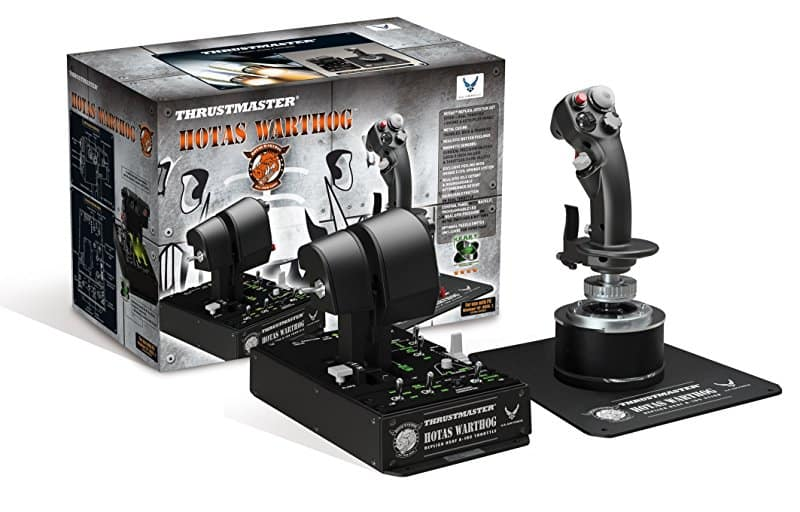 Thrustmaster Hotas Warthog Joystick and Throttle - $339.99 @ Dell