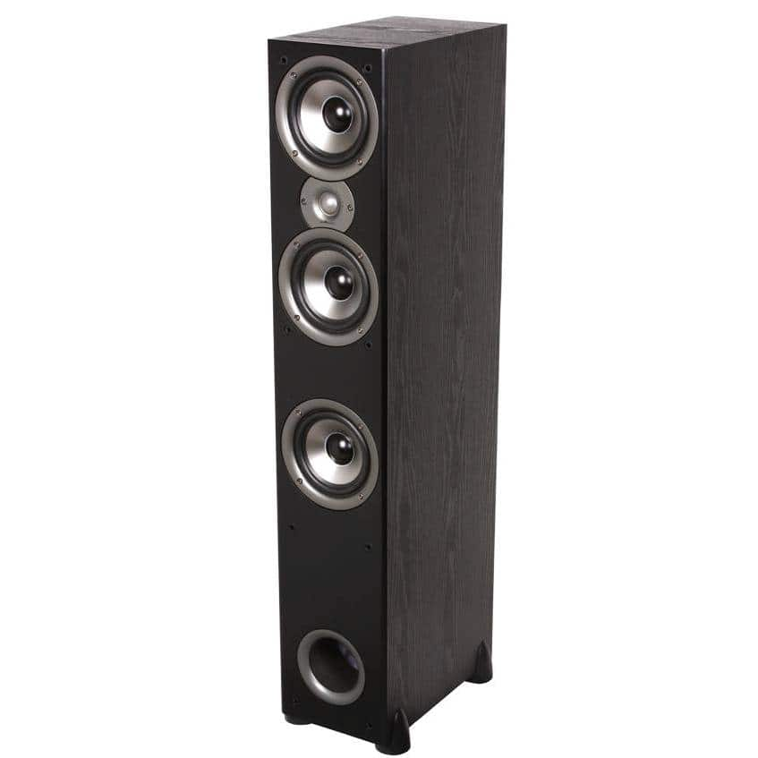 Polk Audio Monitor60 Series II Floorstanding Loudspeaker (Black) $100 + Free Shipping