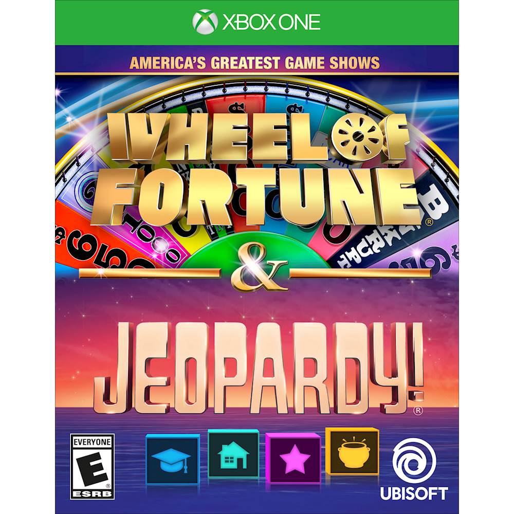 America's Greatest Game Shows: Wheel of Fortune & Jeopardy! $16.00 or less with GCU Bestbuy PS4 Xbox One