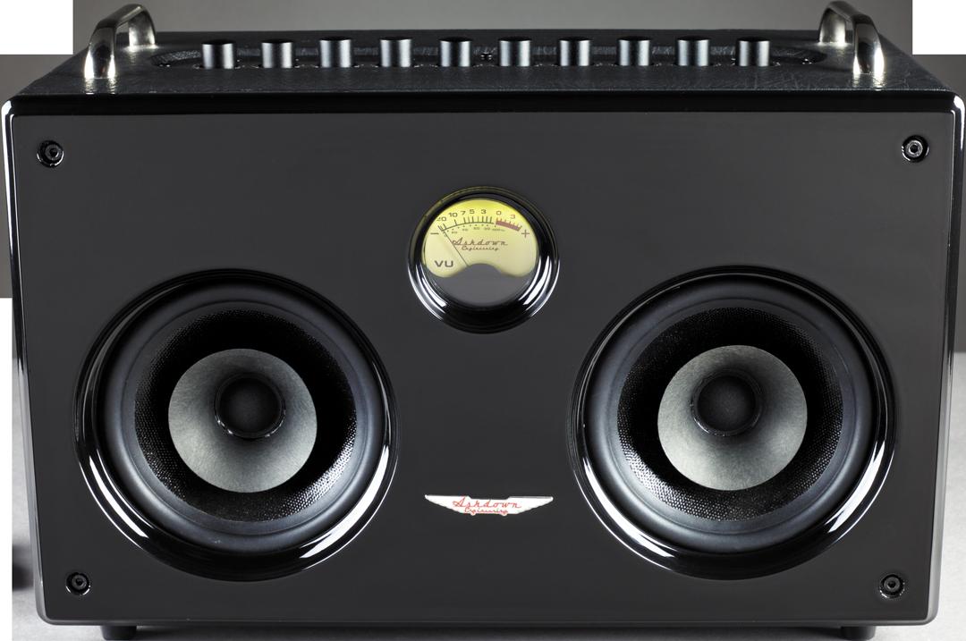 Ashdown B-Social Stereo 75W 2x5 Bass Combo Amp Black: $200 ($629 Street Price, works for guitar, too) + FS $199.99