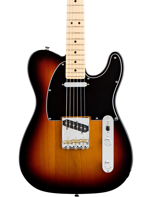 15% off Fender or Squier Guitars + Basses at Guitar Center: American Telecaster $850 + Many More