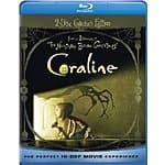 Coraline BluRay $6.99 prime Shipping
