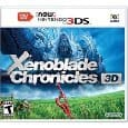 Xenoblade Chronicles 3D $29.99 at amazon
