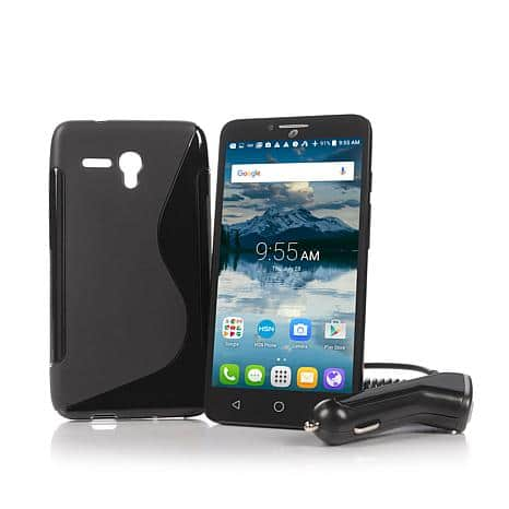 hsn   alcatel pixi 5 5 android tracfone   90
