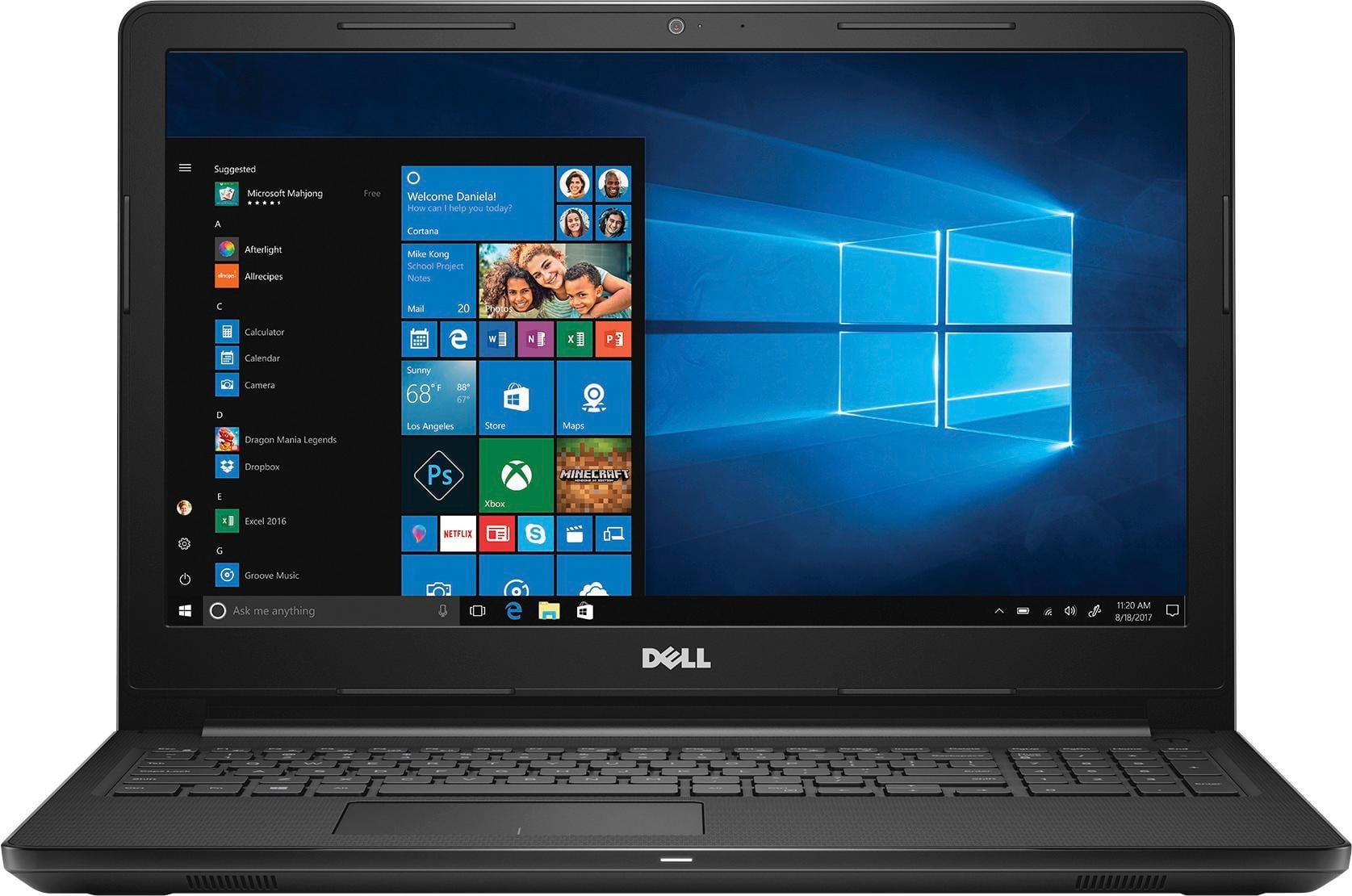 "Dell - Inspiron 15.6"" Touch Laptop Core i3 - 6GB Memory - 1TB Hard Drive $299.99 early access"