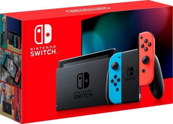 Nintendo Switch back in stock @ best buy $299.99