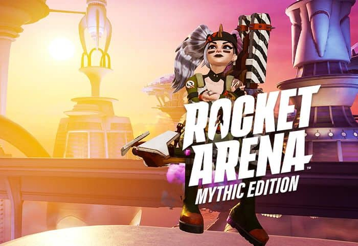 ROCKET ARENA - MYTHIC EDITION PC  - Origin $9.29