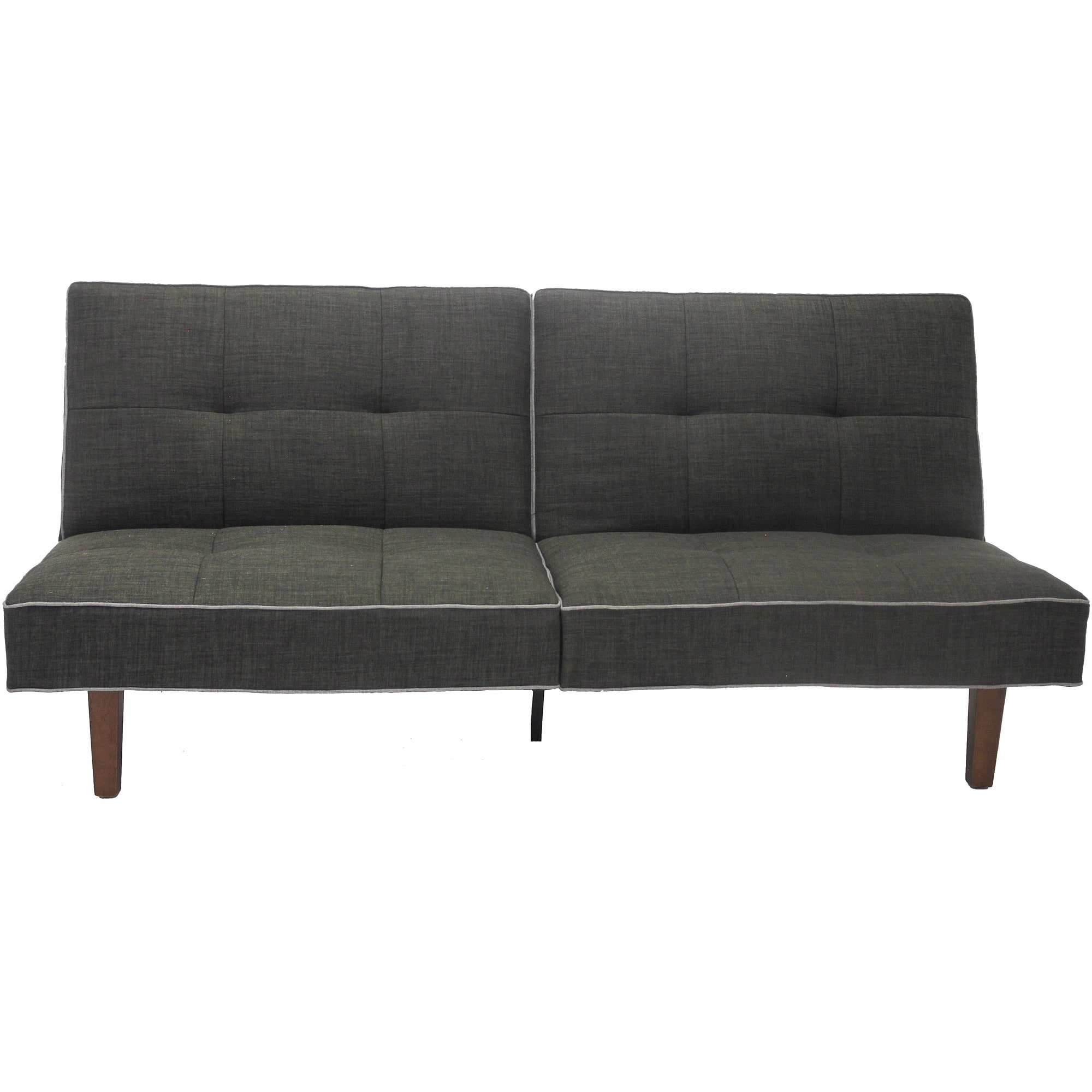 ... Small Living Room Furniture Walmart By Kebo Futon Sofa Bed 99 Walmart  With Fs Slickdeals Net ...