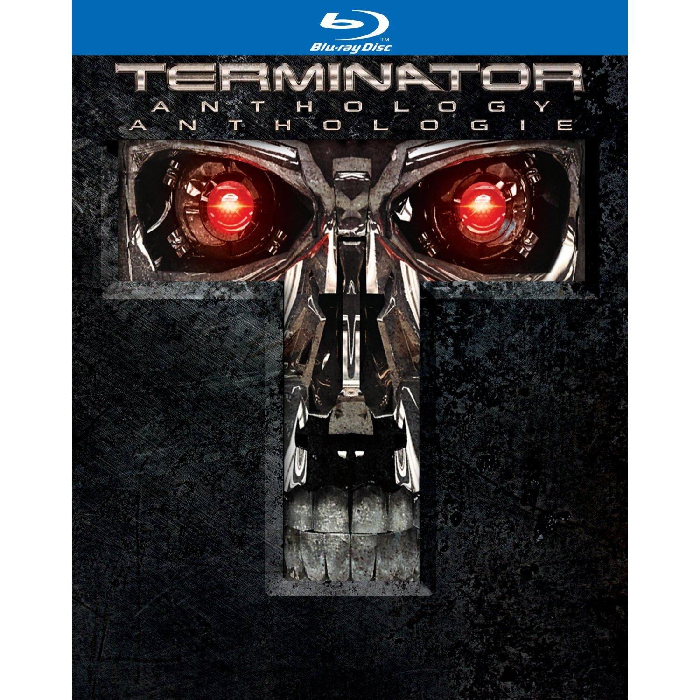 Terminator Anthology (5 Disc) (Blu-ray Disc) = $20 @BestBuy (Reg $38)