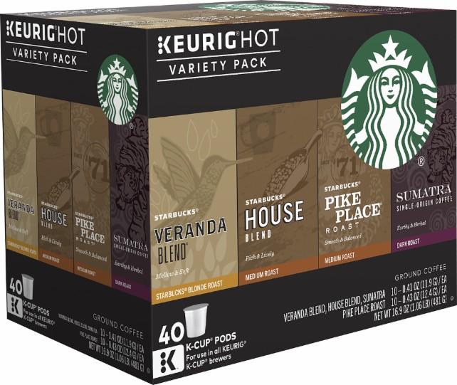 $19.99 for Keurig 40- or 48-Count K-Cups @BestBuy