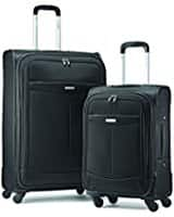 Up to 60% Off Samsonite Two-Piece Spinner Sets = $130 @amazon with FS